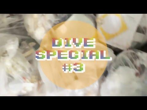 GameStop Dumpster Dive SPECIAL #3 - DALLAS DIVE - feat. Ashsnapem