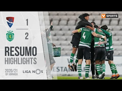 Gil Vicente Sporting Lisbon Goals And Highlights