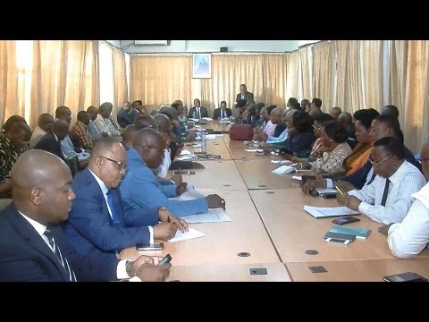Eye on Africa: Talks to implement landmark political deal begin in Kinshasa