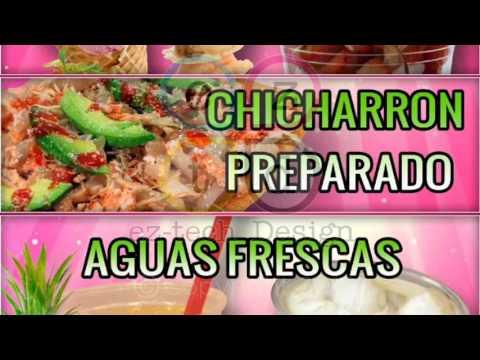 Digital Menu La Michoacana Youtube