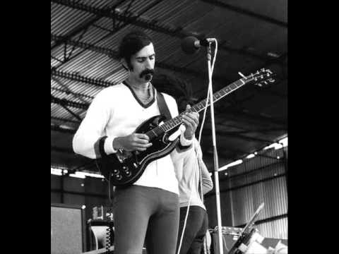 Frank Zappa & The Mothers Of Invention - Fillmore West San Francisco 11 5 70