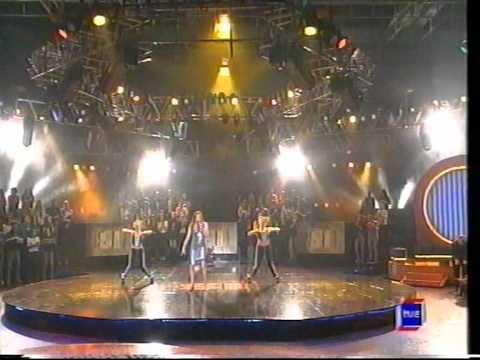 Tina Cousins - Pray  (Live @ Msi Spain) 1998