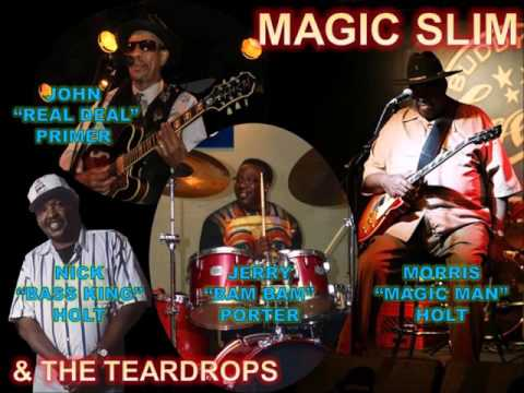 Magic Slim & The Teardrops - Buddy Guy's Legends June 3, 1991.