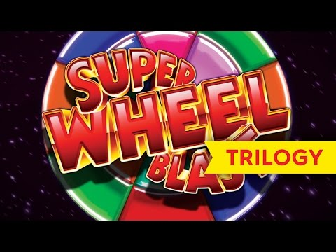 Super Wheel Blast Slot Trilogy - $1500 in Winnings - Almost Jackpot Bonus! - 동영상