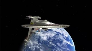Star Trek's Finest Federation Starship (USS Lynx NCC 4600)