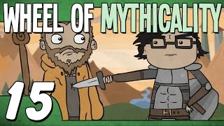 Knights Fighting A Dragon (Wheel of Mythicality - Ep. 15)