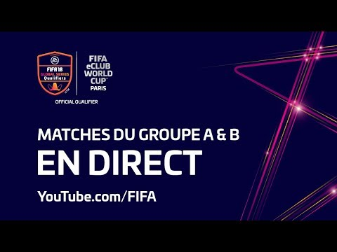 FIFA eClub World Cup™ - Matches du Groupe A & B