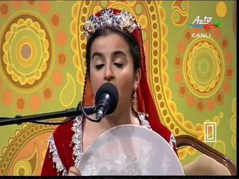 Kamile Nebiyeva Muğam televiziya müsabiqəsi  2015 02 27
