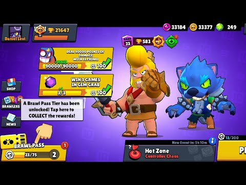 Playing in the New Update!! Free Skin!?! Quests!?! // Brawl Stars ...