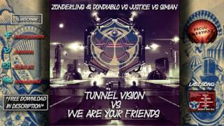 Скачать Tunnel Vision Vs We Are Your Friends Lost Frequencies Tomorrowland 2017 Mashup