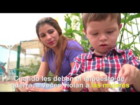 Ada, La Historia De Una Huida De Centroamérica