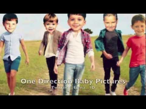 One Direction Baby Pictures