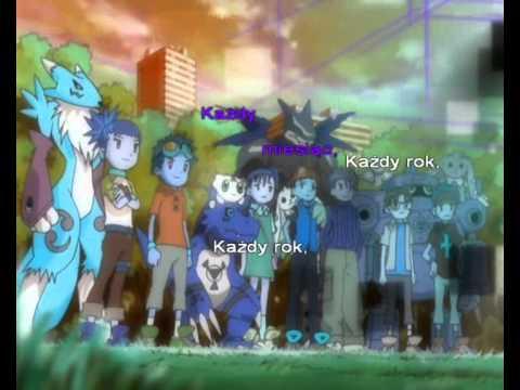 Digimon Tamers - 3 Primary Colors - (Słodki smutek) - karaoke PL