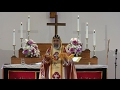 Mar Thoma Syrian Church Holy Qurbana By Rt. Rev. Dr.isaac Mar Philoxenos Episcopa, Toronto,canada video
