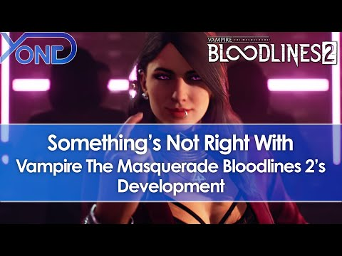 Lead Writer & Director Fired Without Explanation After Vampire Masquerade Bloodlines 2 Delay