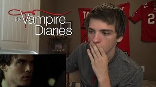 "The Vampire Diaries - Season 2 Episode 9 (REACTION) 2x09 ""Katerina"""