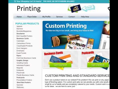 How to Upload Artwork to www.iPrint.shop