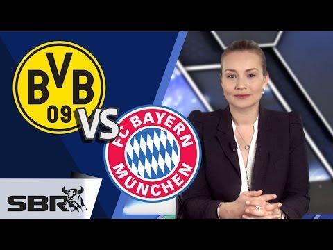 Borussia Dortmund vs Bayern Munich 04.04.15 | Bundesliga Match Preview & Tips