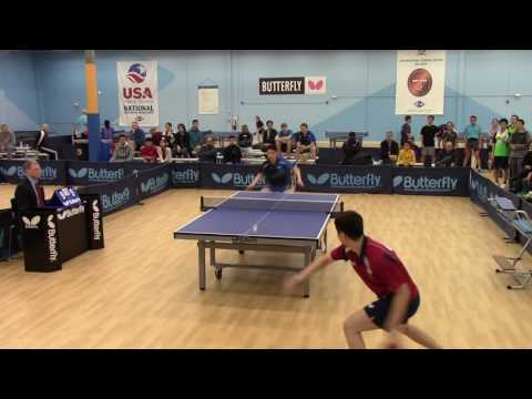 Open, Jishan Liang vs Di Yu, 1 of 2