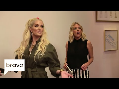 Erika Jayne Explains How to Become a Part of the Pretty Mess Crew | After Hours | Bravo