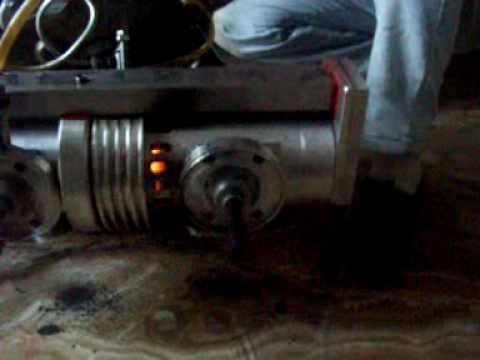 Opposed Piston Engine OPRE