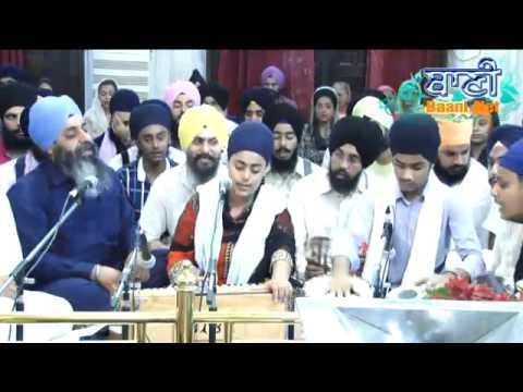 Akj-Damdama-Sahib-2015-Bibi-Prabhsimar-Kaur-At-Delhi