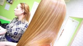 Как правильно делать полировку волос?