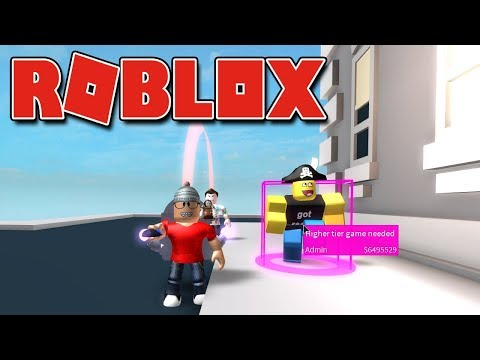 Roblox - ENCONTRAMOS O ADMIN ( Cash Grab Simulator )