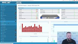 SecPoint Protector V55 New Gui