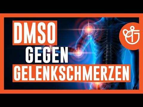 Gelenkschmerzen was tun? DMSO gegen Gelenkschmerzen