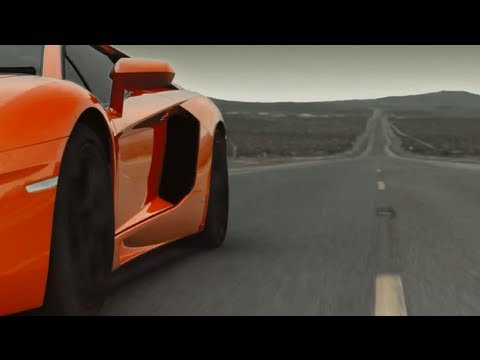 Lamborghini Aventador Best TV Ad Sexy Commercial LP 700-4 Carjam TV HD Car TV Show 2013