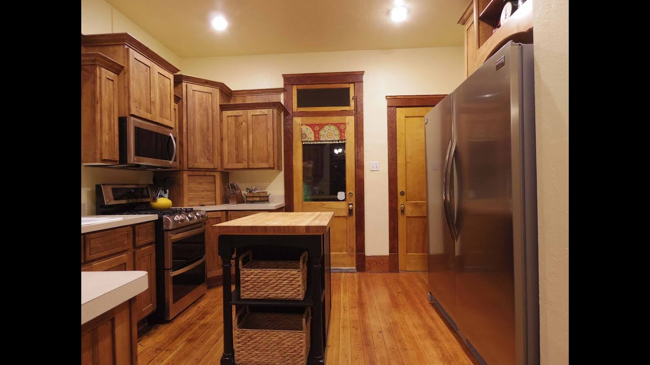 My Old House Ep 4 Classic Craftsman Kitchen Remodel