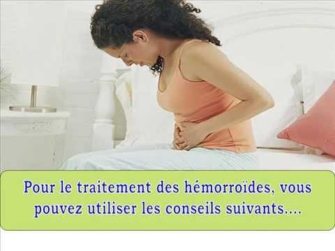 traitement naturel des hémorroïdes