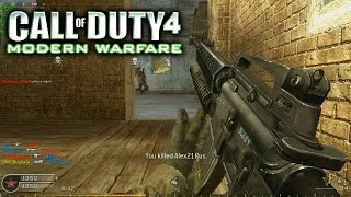 CoD4 PC #1 with The Sidemen (Call Of Duty 4 PC Gameplay)