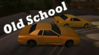 GTA SA: Old School Drifting. Dedicated To DC-DriftCidz