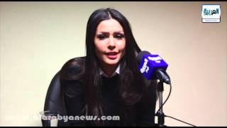 العربية نيوز| بالفيديو.. ساندي التونسية: أنا كنت ضيفة شرف في 'ريجاتا'