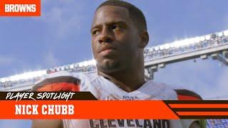 2019 Player Spotlight: Nick Chubb | Cleveland Browns