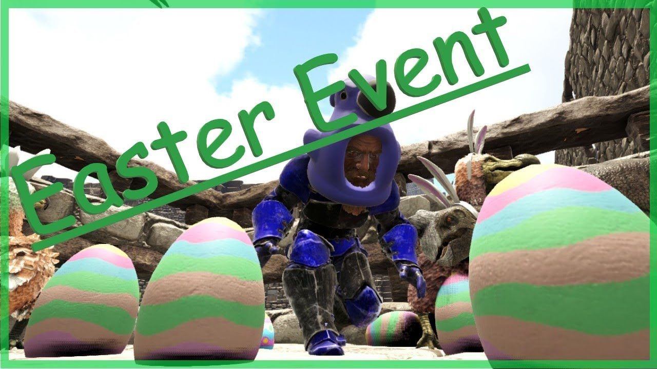 Ark 2019 Easter Event