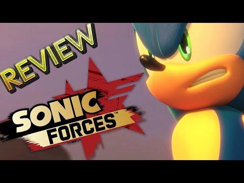 Sonic Forces É