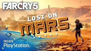 Far Cry 5: Lost on Mars DLC angezockt!   PS4 Pro Gameplay deutsch