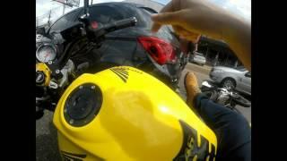 Filmei meu acidente 😨 Hornet foi prensada 😱 thumbnail
