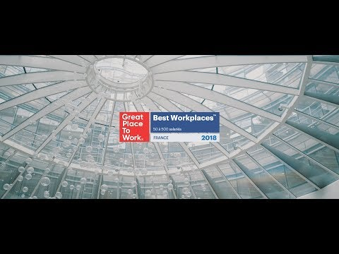 Robert Walters France: Great Place to Work 2018