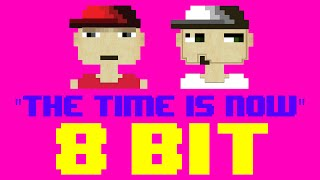 The Time Is Now (8 Bit Cover) [Tribute to John Cena & Trademarc (WWE)] - 8 Bit Universe