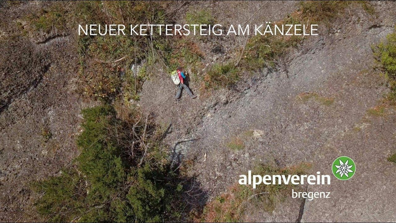 Klettersteig Känzele : Neuer klettersteig känzele die erweiterung youtube