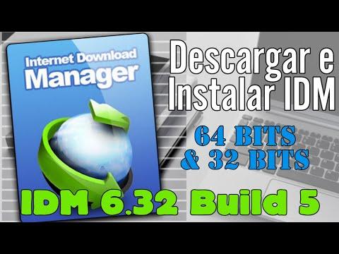 DESCARGAR Internet Download Manager 6.32 Build 5 Full Español + Activado De Por Vida 2019 (MEGA)