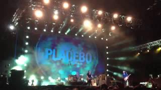 Placebo -Slave to the Wage (Jisan World Rock Festival, Icheon, S. Korea) Aug. 3, 2013
