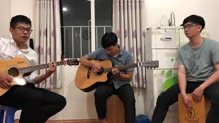 One Direction - Night Changes ( Acoustic cover by DatHv)