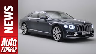 New 2020 Bentley Flying Spur - Bentley's most luxurious limo ever