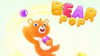 Bear Pop - Bubble Shooter Game - Bulong Chen Walkthrough