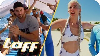 Luxusreise vs. Low-Budget Urlaub! Nina Beeh vs. Leonard Freier 1/4 | taff Budget Battle Philippinen